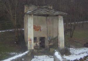 cappella sconsacrata in località ponte picca