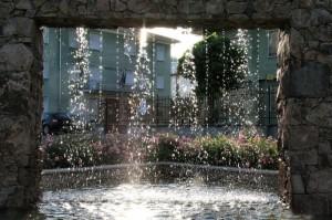Fontana comune di Quaregna