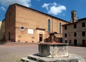 Chiesa romanica di Sant' Agostino