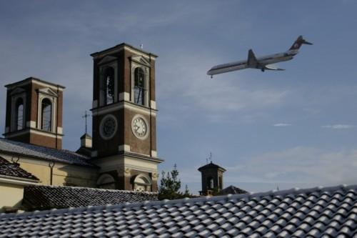 Caselle Torinese - Dal cielo e dalla terra