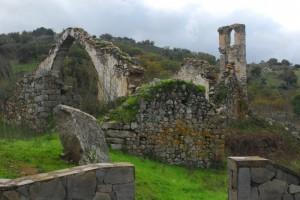Ruderi di Santa Maria di Onanì