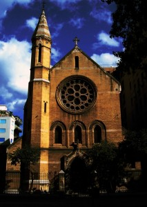 Palermo's Anglican Church