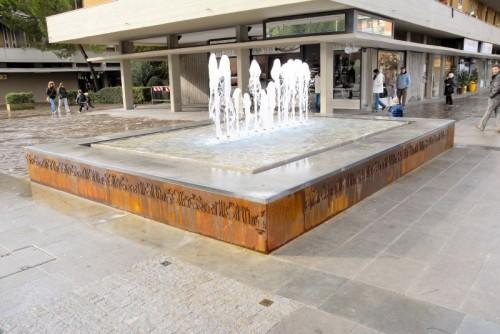 Scandicci - Piazza Togliatti