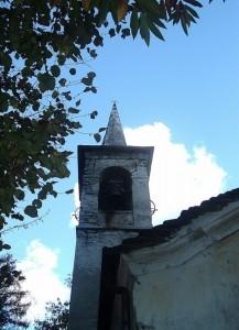 la chiesa del balmello