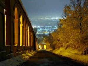 Portici del santuario di San Luca (BO)