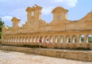 La Granfonte - Fontana dei 24 cannoli