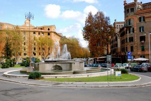Roma - Piazzale degli Eroi