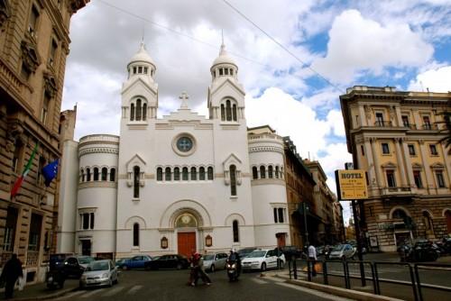 Roma - Chiesa Valdese di Piazza Cavour di Roma