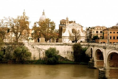 Roma - Quante cupole, quante chiese...!
