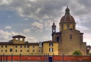 chiesa di S. Frediano in Cestello