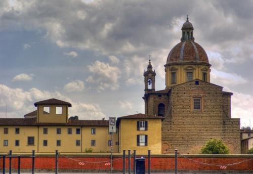 Firenze - chiesa di S. Frediano in Cestello