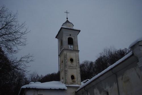 Monastero di Vasco - Cielo carico di neve