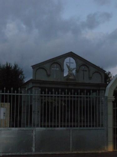 Castri di Lecce - Cappella Padre Pio
