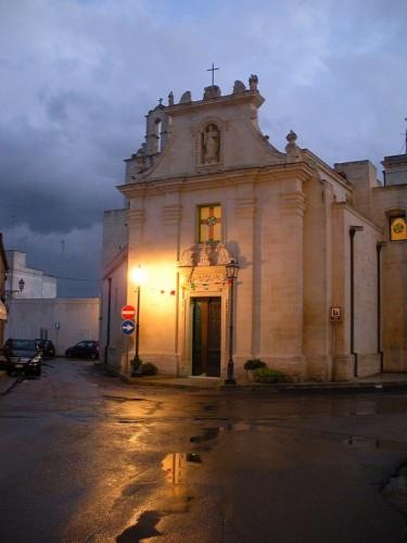 Vernole - Chiesa prima fraz.Pisignano