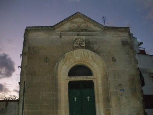 Vernole - Cappella San Francesco