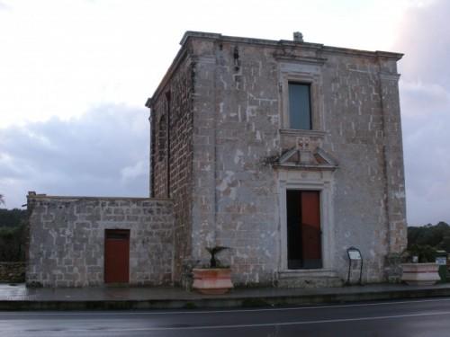 Calimera - Cappella Madonna del Ventuano