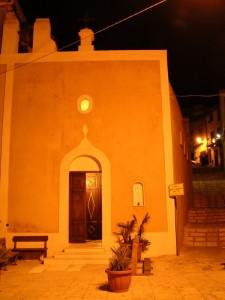 Chiesa dedicata a Maria SS. Annunziata