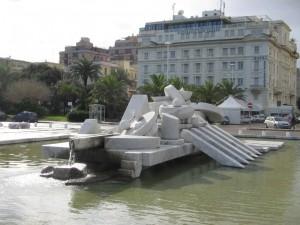 Nave di Cascella