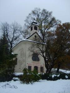 Chiesetta di via Castel Flavon…Bolzano