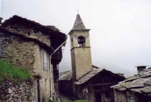 La chiesa di Chesta