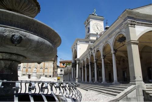 Udine - Fontana & Loggia di S,Giovanni