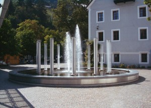 Fontana orologio