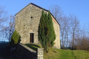 chiesa romanica di san tommaso