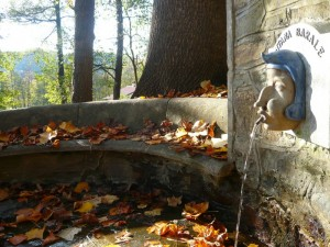 L'elfo di fontana Barale