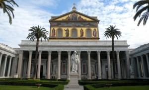 Basilica di S.Paolo fuori le mura