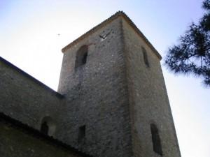 MORANO Calabro (CS) Campanile e orologio CHIESA SAN BERNARDINO da Siena.