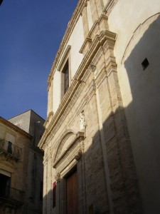 Salemi - Chiesa di S. Agostino
