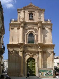 Scicli - Chiesa di S. Michele