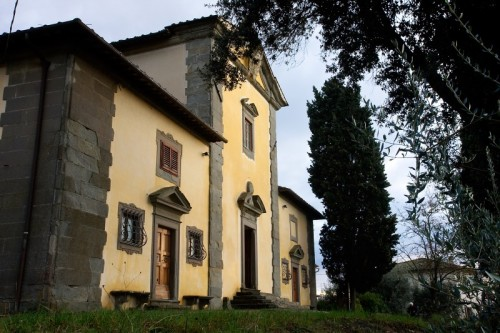Montespertoli - S. Lorenzo a Montegufoni