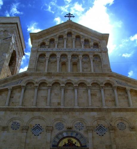 Cagliari - Visitávit nos Oriens ex alto