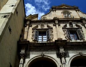 San Michele nel blu del cielo di Cagliari