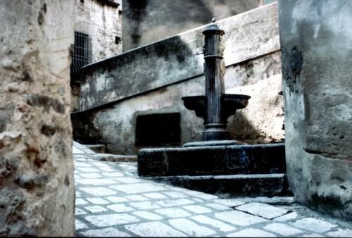 San Giorgio Lucano - La Fontana