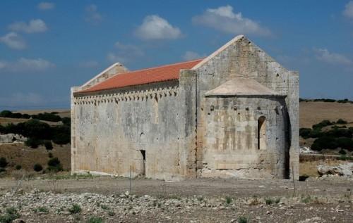 Usini - Chiesa di S.Giorgio di Oliastreto