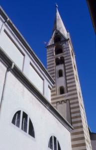 Chiesa dei Santi Gervasio e Protasio a Bormio
