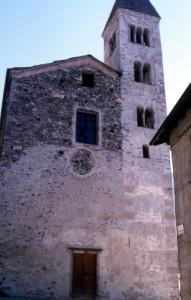 Chiesa di Santa Marta a Sondalo