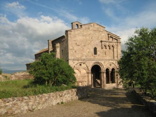 Ozieri - Basilica di S. Antioco di Bisarcio