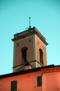 Canterano - Campanile Santa Maria e San Mauro