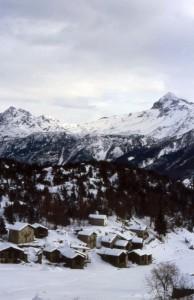Chiesetta dell'Alpe Lago in Val Malenco