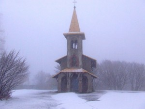 Cappelletta sotto la neve 3
