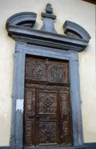 Portale della Chiesa di Sant'Antonio da Padova a Vassalini