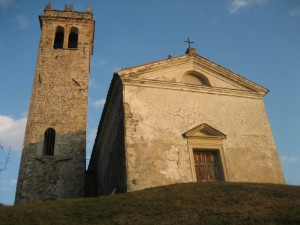 In collina