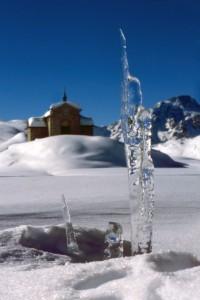Chiesetta della Madonna della Pace all'Alpe Prabello