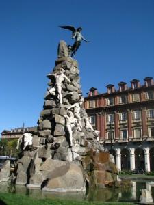 Piazza Statuto a colori