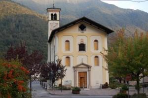 Chiesa   Lenzumo Concei TN