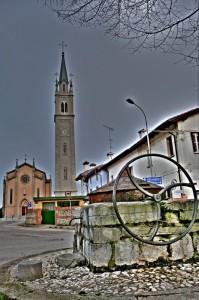 Waterwheel: la ruota della fontana …