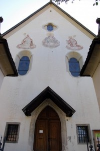 Gli occhi e la bocca della chiesa
